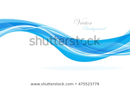 Stock fotó: Folyik · hajlatok · színes · háromdimenziós · elrendezés · copy · space