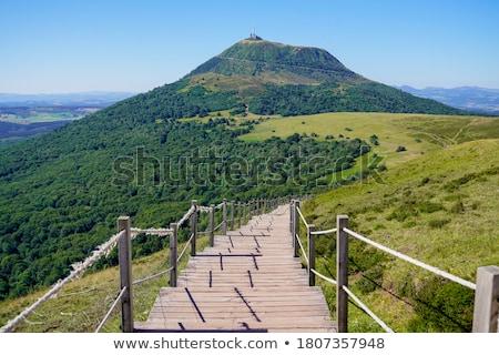 турист лестница большой лестнице женщину Сток-фото © Antonio-S
