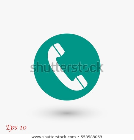 best collection green vector icon button stock photo © rizwanali3d