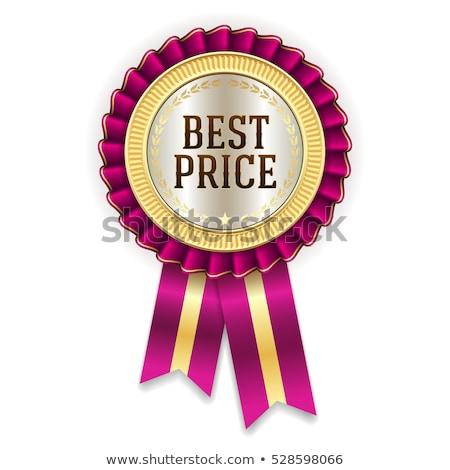 best price purple vector icon button stock photo © rizwanali3d