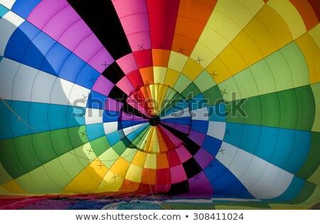 ballon · enveloppe · ballon · à · air · chaud · écran · texture · fête - photo stock © balefire9