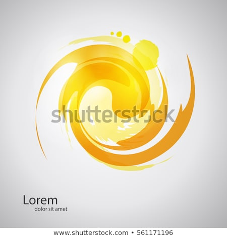 abstract artistic flaming torch stock photo © pathakdesigner