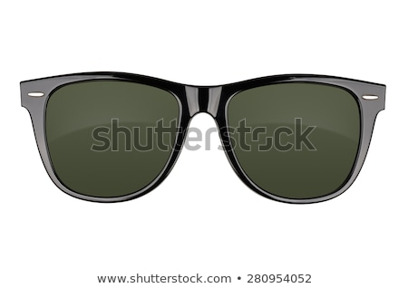 sunglasses isolated with clipping path stock photo © kayros