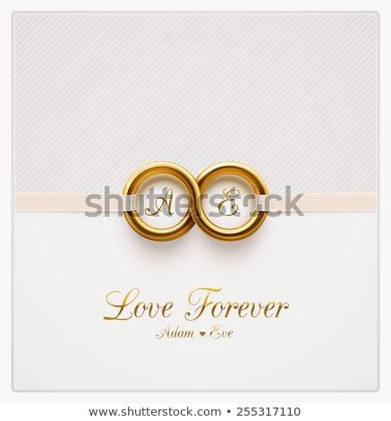 wedding invitation card eps 10 stock photo © beholdereye