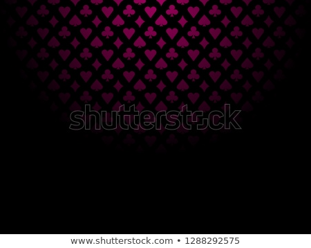 Abstract poker suits background Stock photo © day908