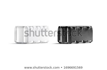 Empty Cardboard Container Stock photo © dezign56