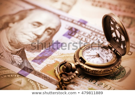 Time Is More Valuable Than Money Stock photo © ivelin