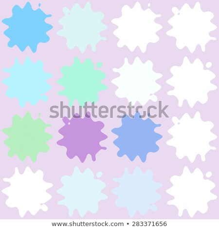 Seamless pattern with geometric cubes colorful tiled ornament stock photo © SwillSkill