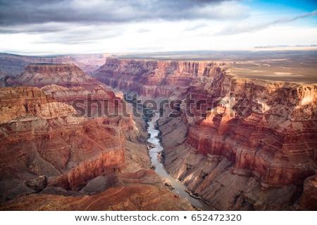 észak peremszegély Grand Canyon Arizona nyár nap Stock fotó © wildnerdpix