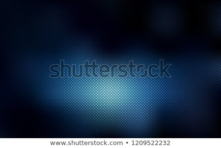 Vektör yarım ton mavi küreler iş dünya Stok fotoğraf © designleo