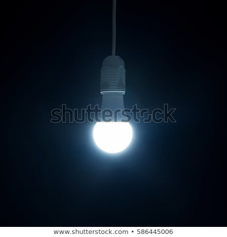 Bright LED bulb Stock photo © magraphics