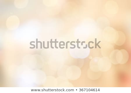 Cream-Colored Banner With Christmas Ornaments stock photo © karolinal