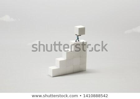 építész · hordoz · fal · ház · textúra · épület - stock fotó © photography33