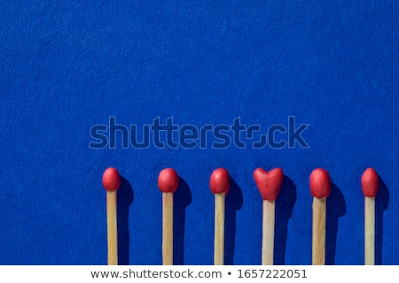 blue match Stock photo © emirkoo