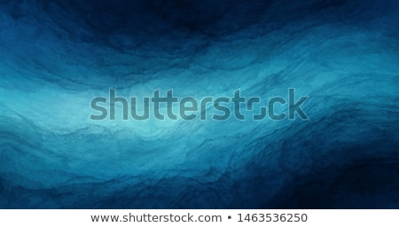 Bright blue abstract smooth texture background Stock photo © saicle