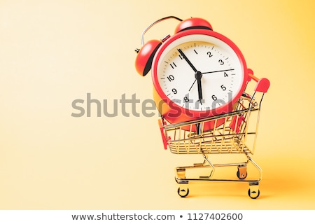 zaman · satın · almak · borsa · satış · çevrimiçi · Internet - stok fotoğraf © fuzzbones0