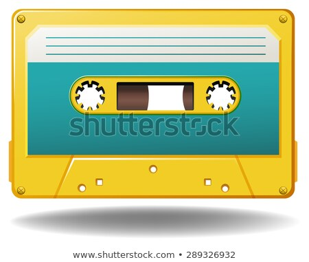 Tap cassette Stock photo © bluering