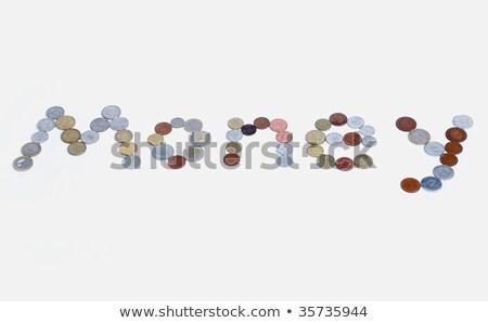 Euro · érme · Németország · érmék · mindkettő · nemzetközi - stock fotó © zurijeta