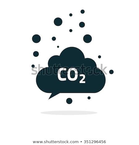 Infografiken Kraftstoff Verbrauch weiß Business Modell Stock foto © bluering