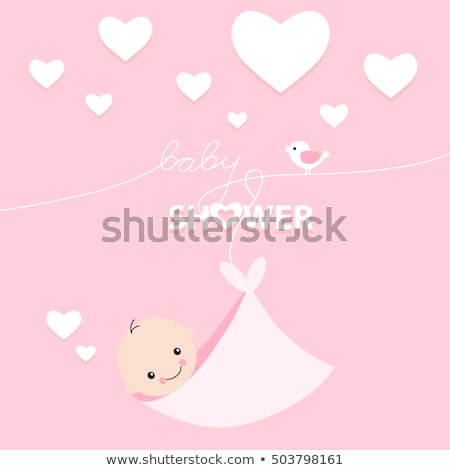 its a girl stock photo © fisher