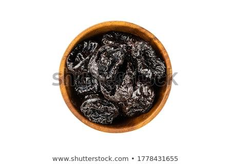 bowl of prunes Stock photo © Digifoodstock