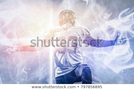 Rugby jugador pelota jugando Foto stock © wavebreak_media