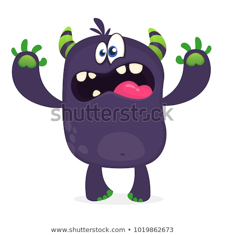 mérges · emberszabású · majom · rajz · őrült · vektor - stock fotó © cthoman