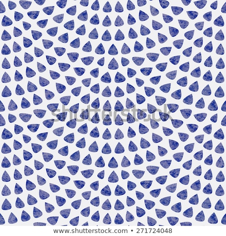 Wavy dark seamless vector pattern. stock photo © yopixart
