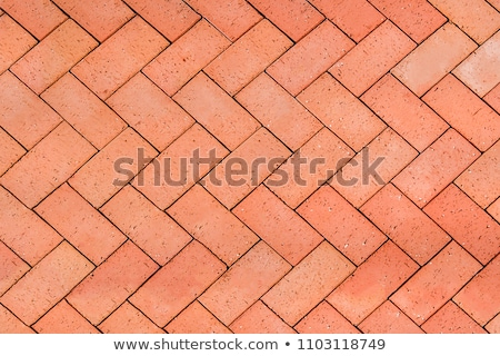Abstract decorative Orange path structure, modern background. Stock photo © Glasaigh