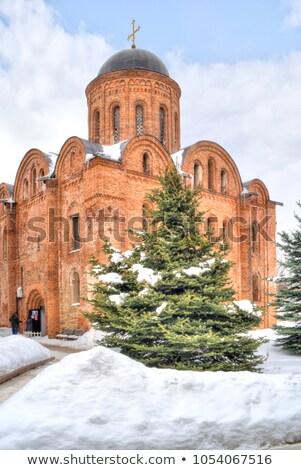 Church of Saint Peter and Saint Paul, Smolensk Stock photo © borisb17