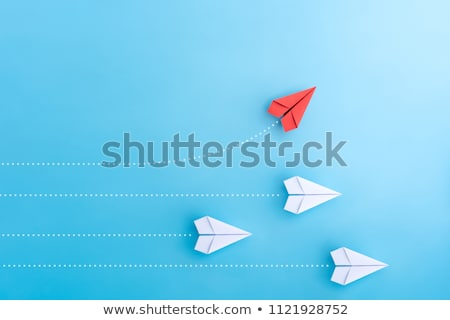 Individualidad idea negocios éxito cambio Foto stock © Lightsource