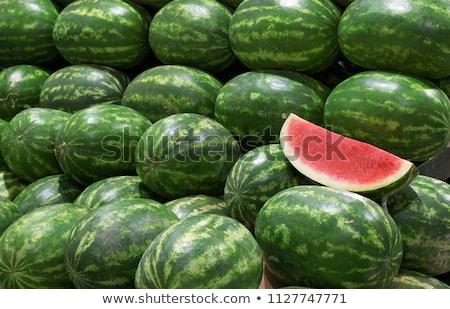 Mercado verde maduro lata usado Foto stock © vapi