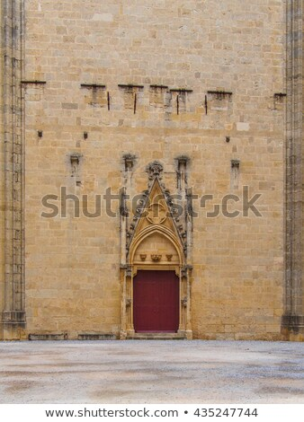 Palazzo Francia costruzione architettura gothic Europa Foto d'archivio © borisb17