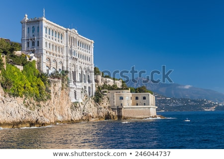 Oceanographic Institute in Monaco Stock photo © vladacanon