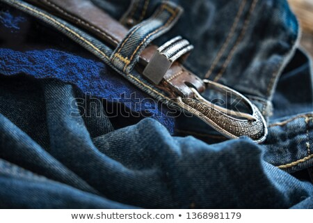 Femenino bragas cuerda belleza Foto stock © RuslanOmega