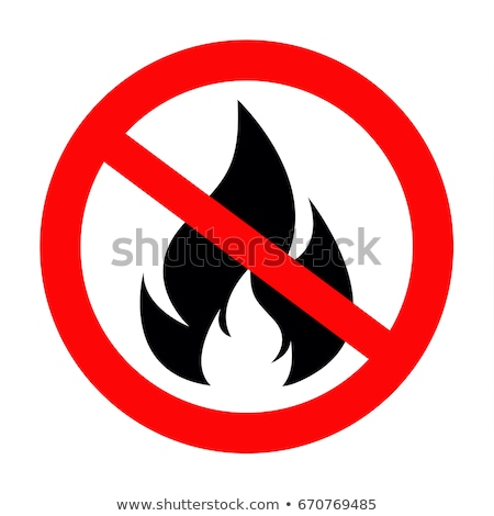Stock photo: no fires