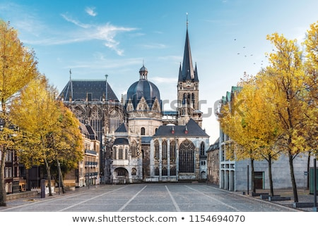 Aachen Cathedral Stock photo © aladin66