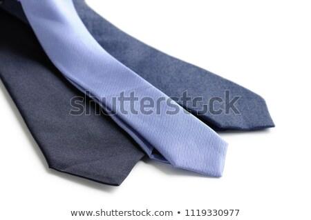 closeup of three ties stock photo © homydesign