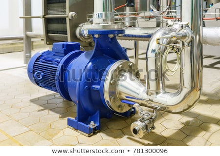 water pump  Stock photo © mikdam