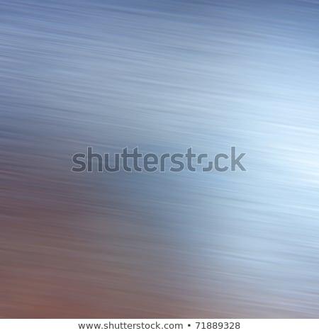 cool blue brushed steel Stock photo © ArenaCreative