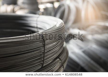 金属 · 線 · スタジオ · 写真 · ロール - ストックフォト © stocksnapper