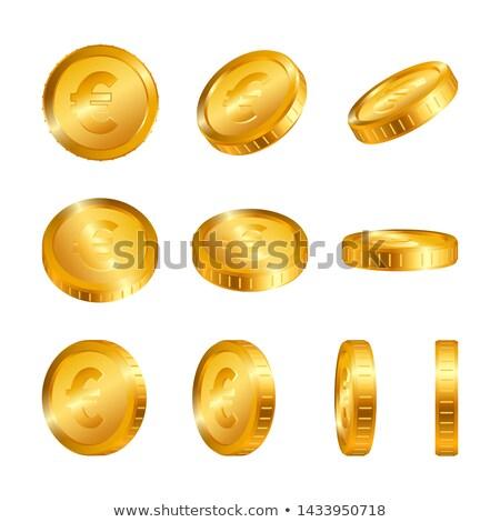 Euro · 3d · geld · teken · brief · financieren - stockfoto ...