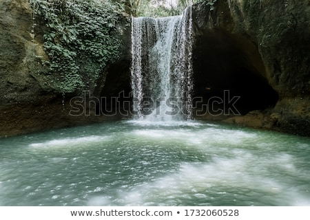 Balinese Waterfall Stock photo © LAMeeks