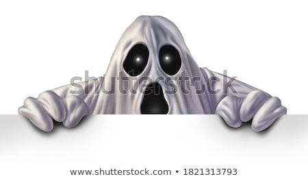 halloween sign stock photo © lightsource