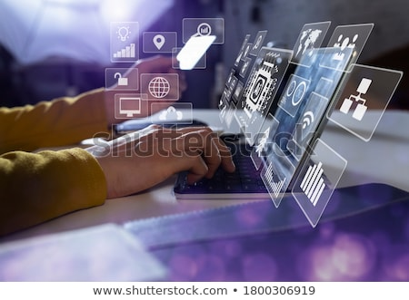 Fastest Manager Stock photo © derocz