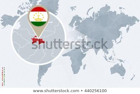 Republic of Tajikistan Stock photo © Istanbul2009