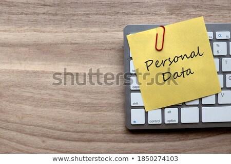 Online Working - Written on Yellow Keyboard Key. Stock photo © tashatuvango