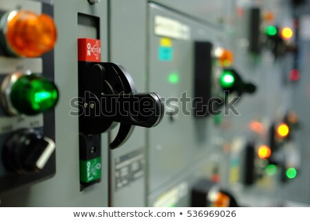 high voltage fuses isolated Stock photo © dcwcreations