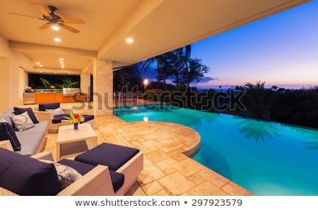 Wealth pool Stock photo © alphaspirit