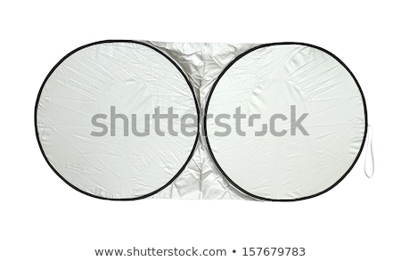 Sun with shades Stock photo © bluering